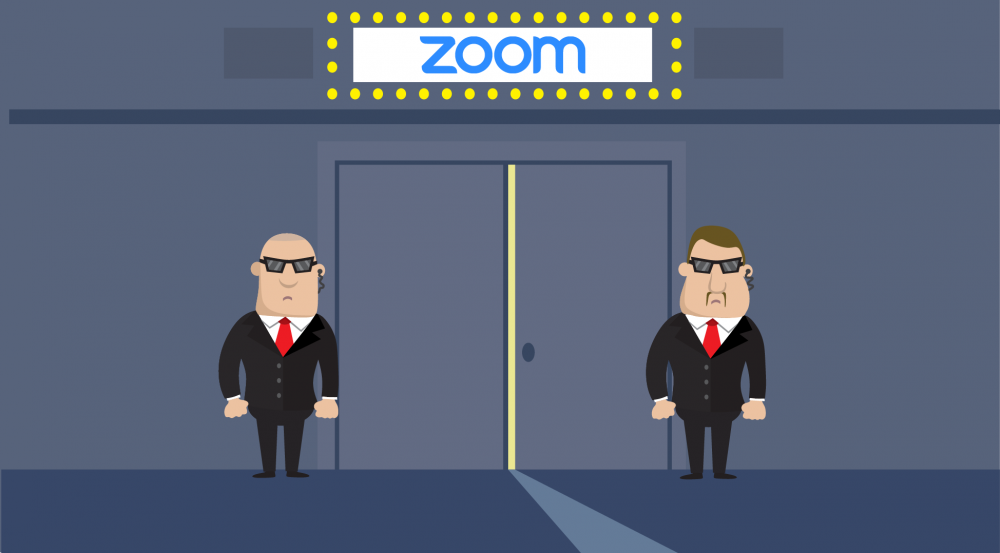 Zoom Event Bouncers